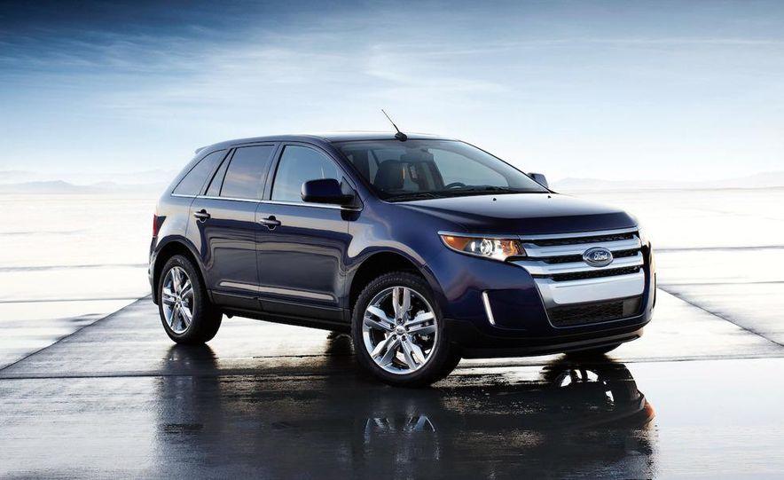 2011 Ford Edge Sport - Slide 21