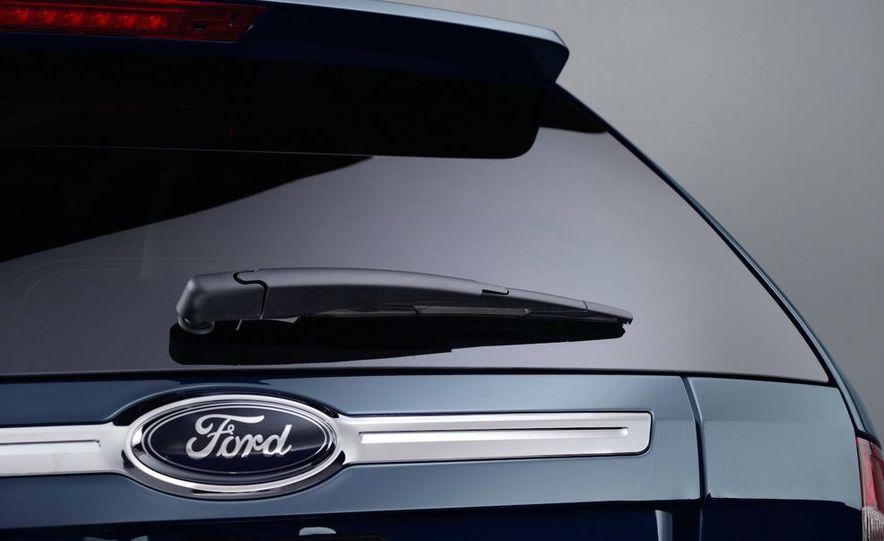2011 Ford Edge Sport - Slide 51