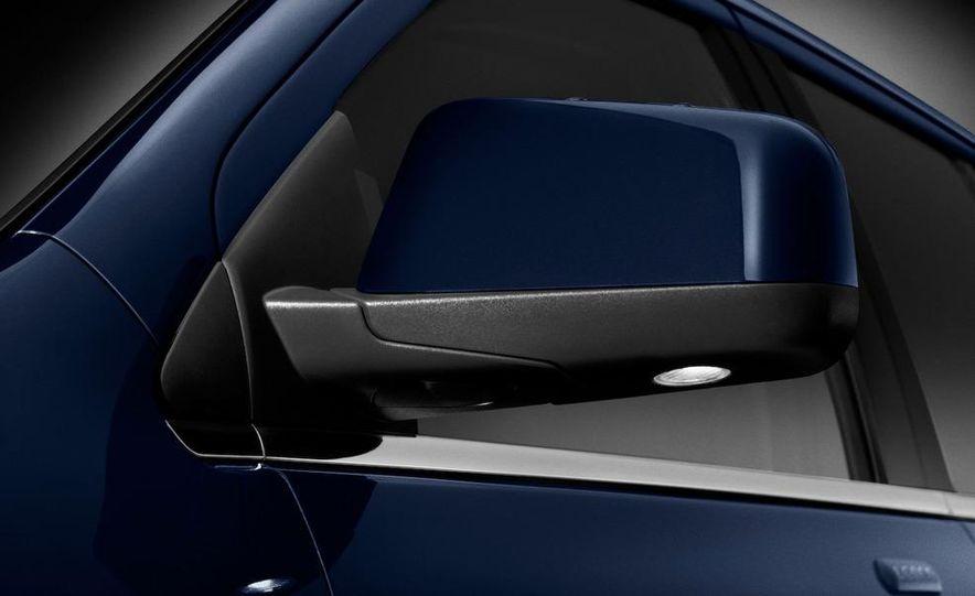 2011 Ford Edge Sport - Slide 50