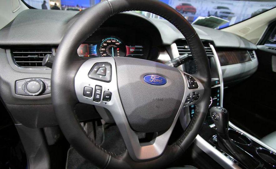 2011 Ford Edge Sport - Slide 14