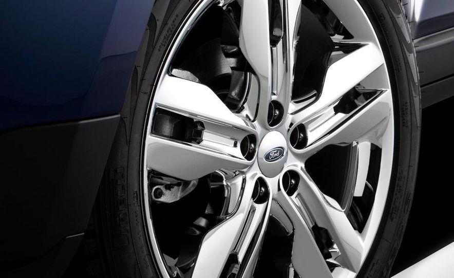 2011 Ford Edge Sport - Slide 54