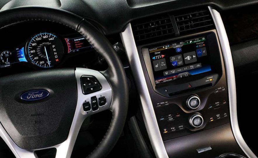 2011 Ford Edge Sport - Slide 67