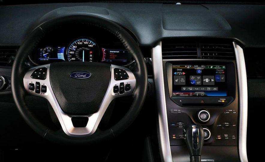 2011 Ford Edge Sport - Slide 68