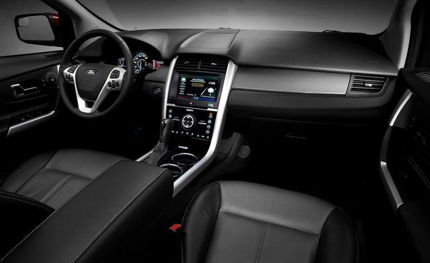2011 Ford Edge Sport - Slide 69
