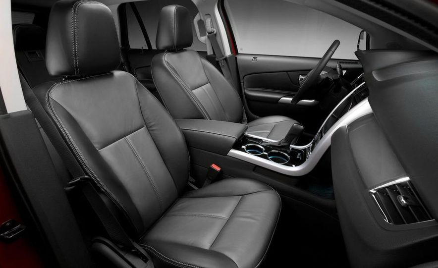 2011 Ford Edge Sport - Slide 71