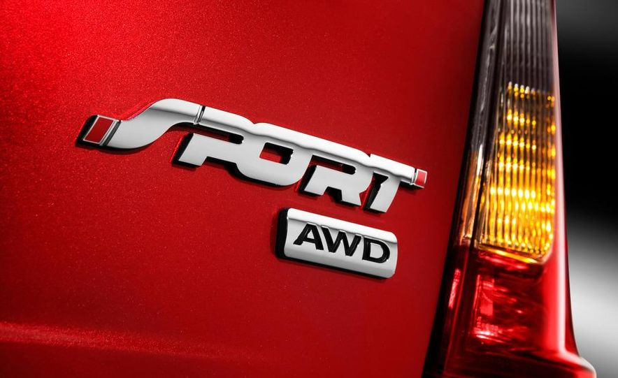 2011 Ford Edge Sport - Slide 80
