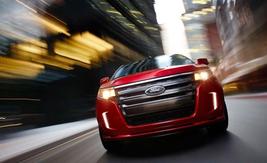 2011 Ford Edge Sport - Slide 55