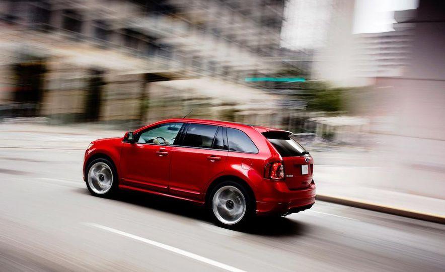 2011 Ford Edge Sport - Slide 64