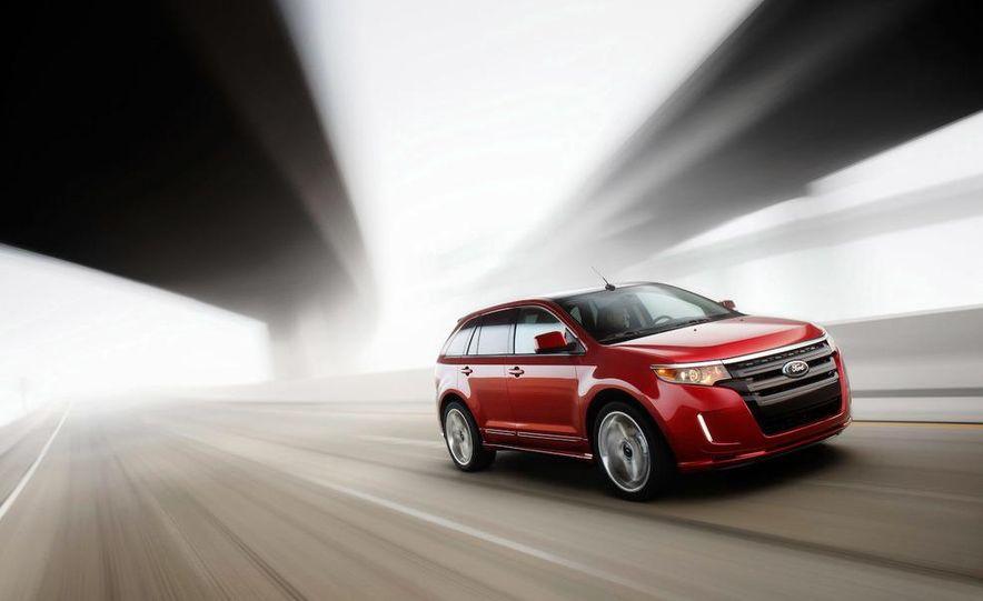 2011 Ford Edge Sport - Slide 57