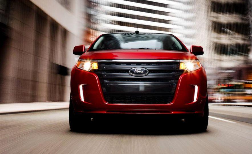 2011 Ford Edge Sport - Slide 60