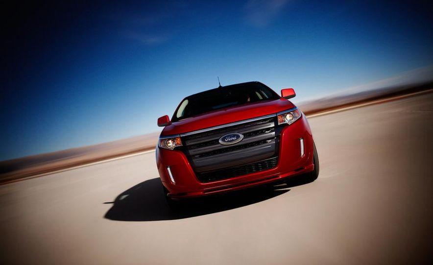 2011 Ford Edge Sport - Slide 61