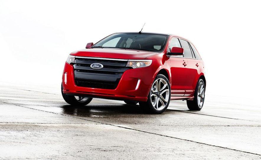 2011 Ford Edge Sport - Slide 62