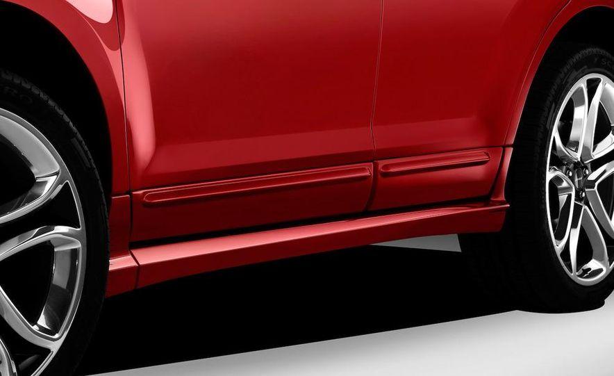 2011 Ford Edge Sport - Slide 74