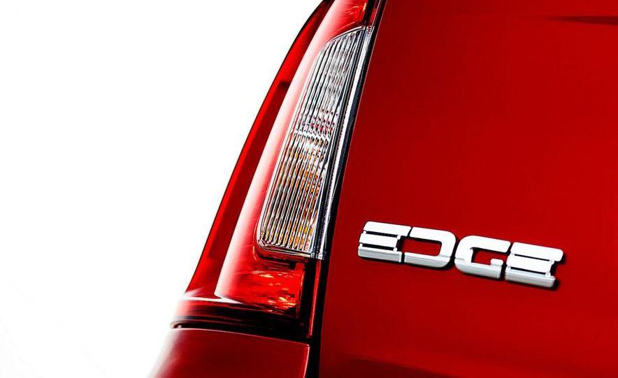 2011 Ford Edge Sport - Slide 81