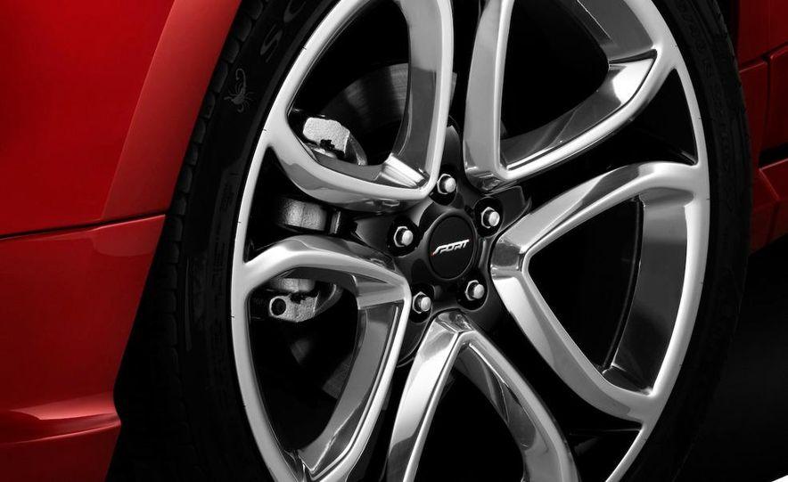 2011 Ford Edge Sport - Slide 75