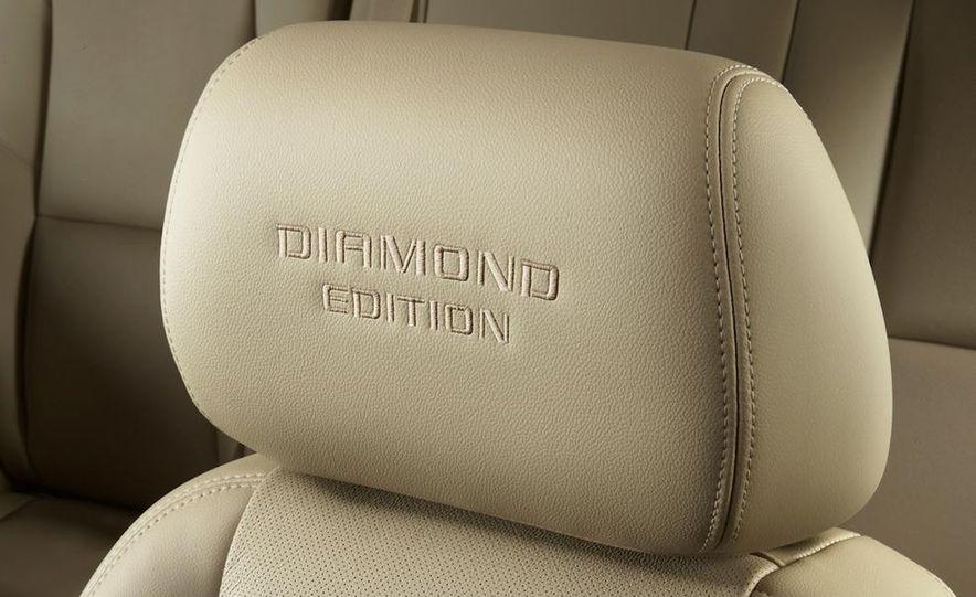 2010 Chevrolet Suburban 75th Anniversary Diamond Edition - Slide 15