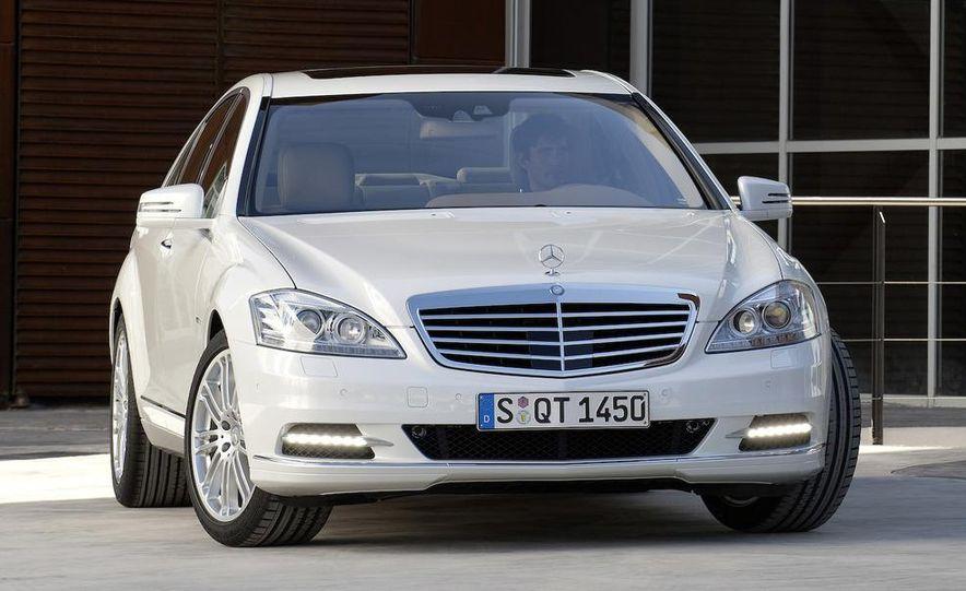 2012 Mercedes-Benz S-class (spy photo) - Slide 51