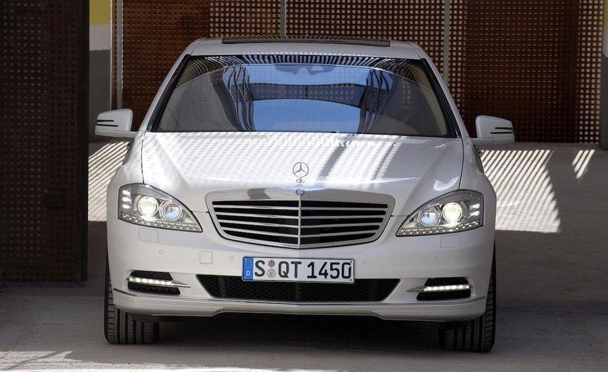 2012 Mercedes-Benz S-class (spy photo) - Slide 53