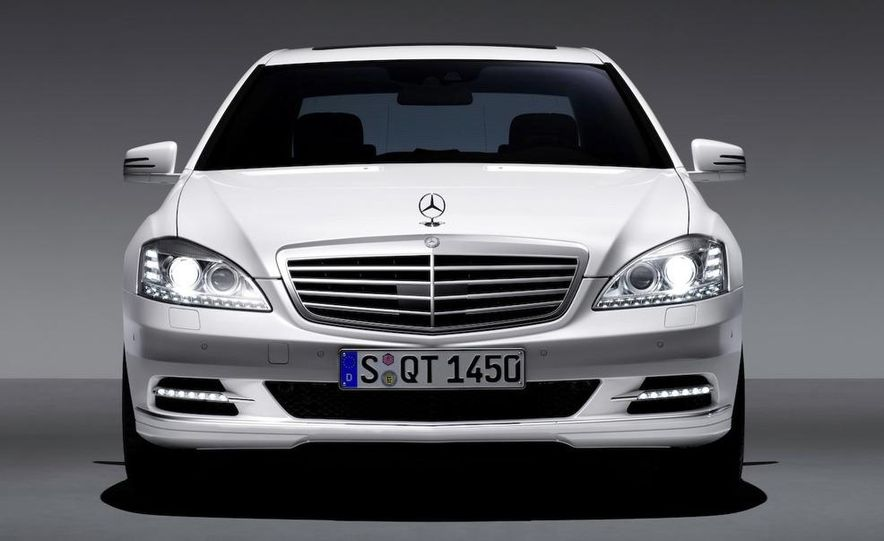 2012 Mercedes-Benz S-class (spy photo) - Slide 58