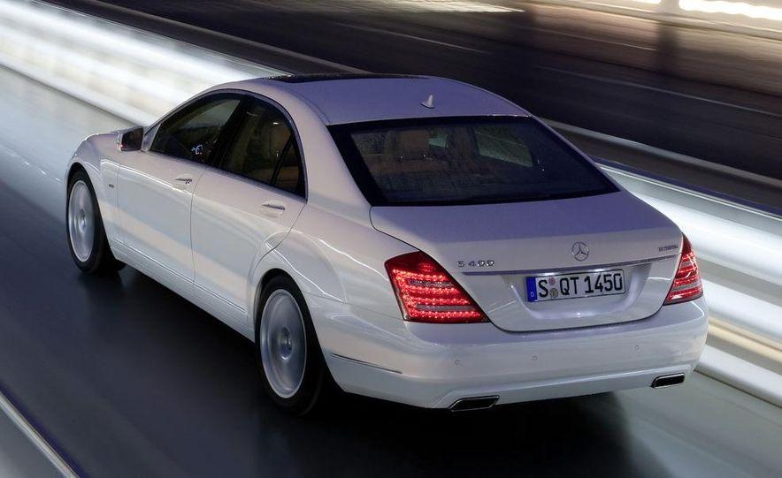 2012 Mercedes-Benz S-class (spy photo) - Slide 46