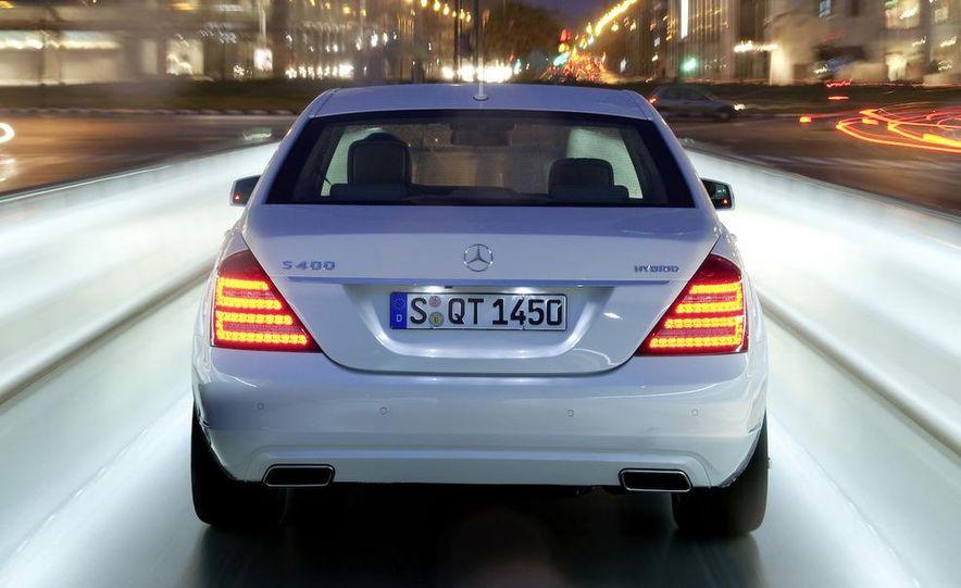 2012 Mercedes-Benz S-class (spy photo) - Slide 47