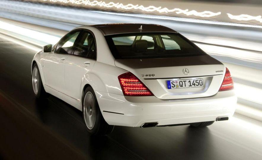 2012 Mercedes-Benz S-class (spy photo) - Slide 48