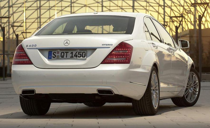 2012 Mercedes-Benz S-class (spy photo) - Slide 55
