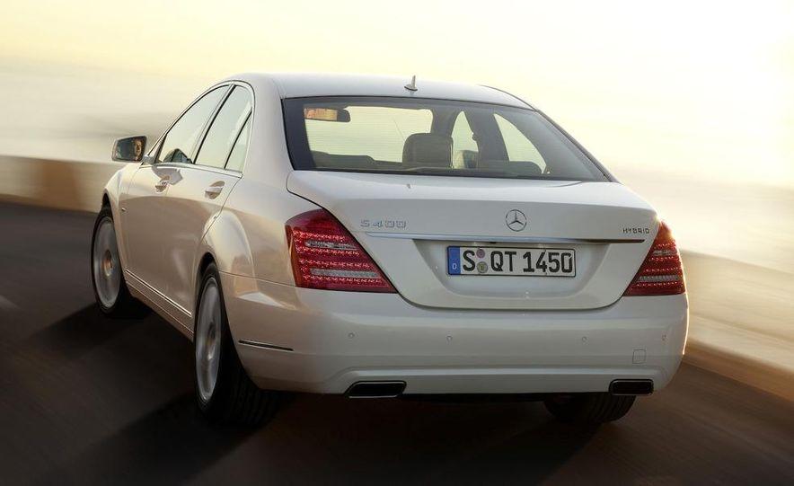 2012 Mercedes-Benz S-class (spy photo) - Slide 56