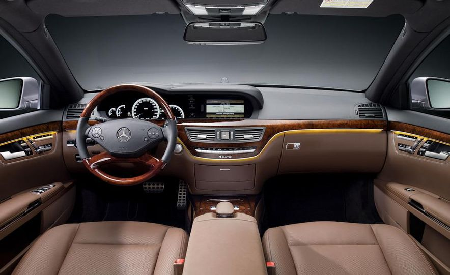 2012 Mercedes-Benz S-class (spy photo) - Slide 22