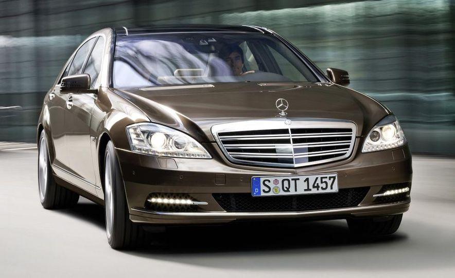 2012 Mercedes-Benz S-class (spy photo) - Slide 26