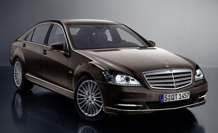 2012 Mercedes-Benz S-class (spy photo) - Slide 35