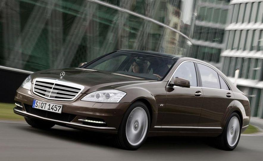 2012 Mercedes-Benz S-class (spy photo) - Slide 27
