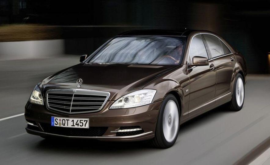 2012 Mercedes-Benz S-class (spy photo) - Slide 32