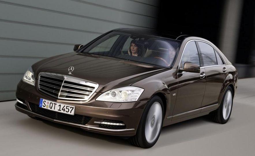 2012 Mercedes-Benz S-class (spy photo) - Slide 33