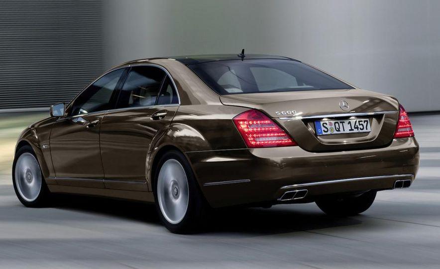 2012 Mercedes-Benz S-class (spy photo) - Slide 34