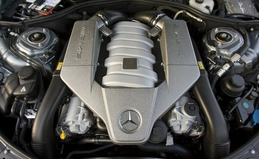 2012 Mercedes-Benz S-class (spy photo) - Slide 81