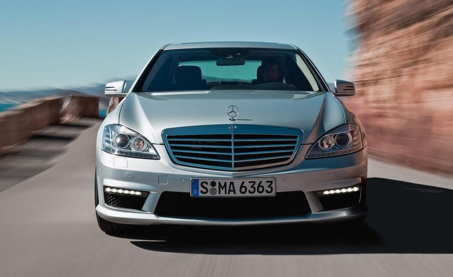 2012 Mercedes-Benz S-class (spy photo) - Slide 64