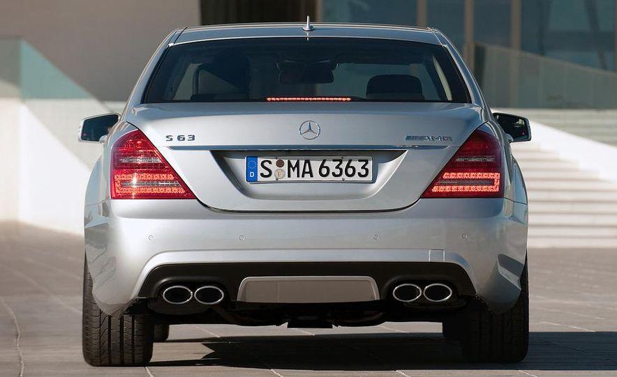 2012 Mercedes-Benz S-class (spy photo) - Slide 70