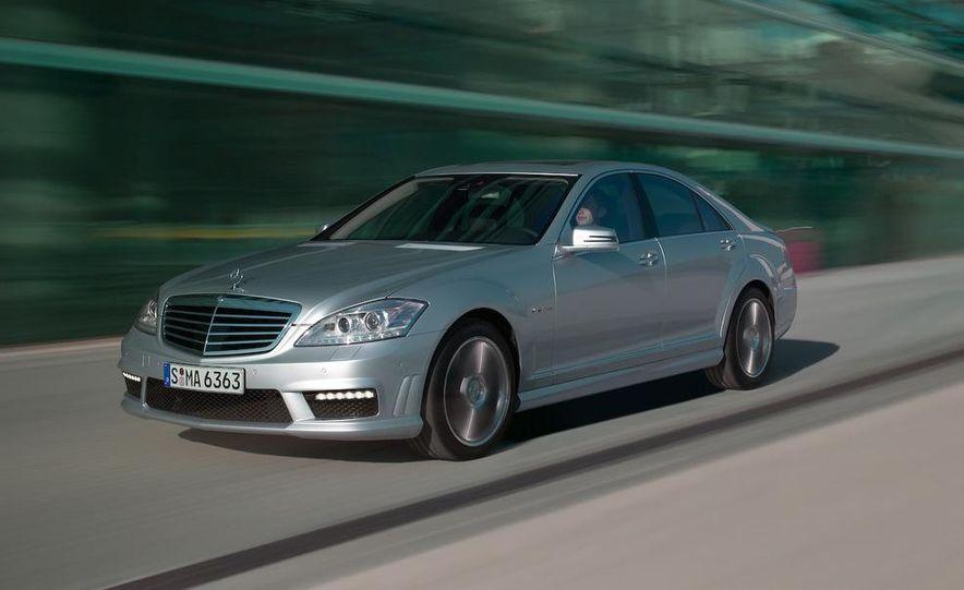 2012 Mercedes-Benz S-class (spy photo) - Slide 67