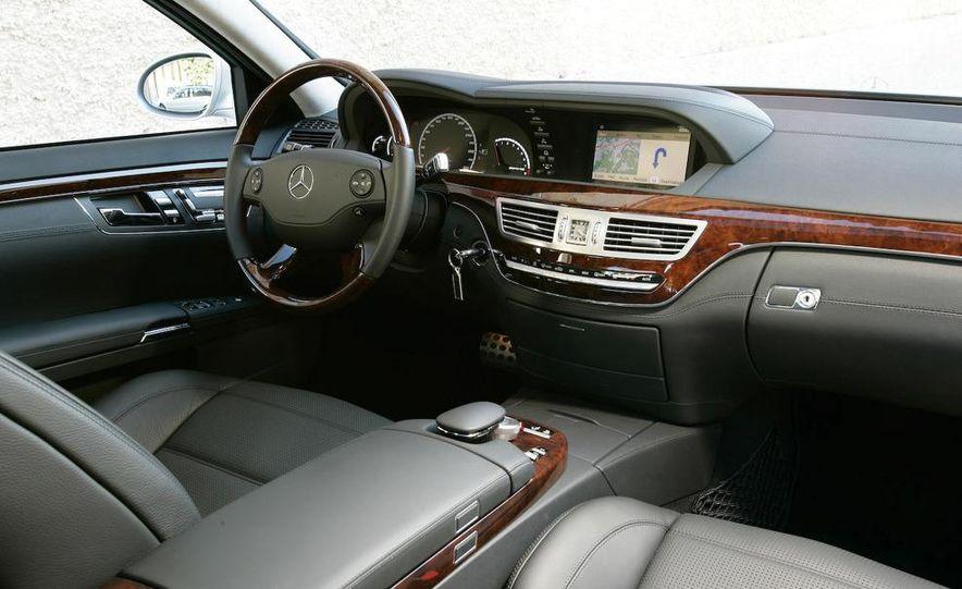 2012 Mercedes-Benz S-class (spy photo) - Slide 82