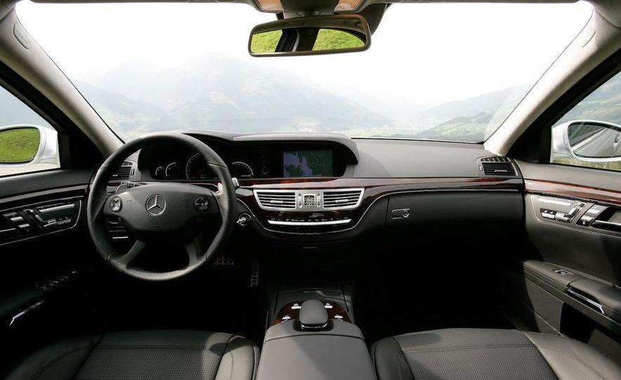 2012 Mercedes-Benz S-class (spy photo) - Slide 83