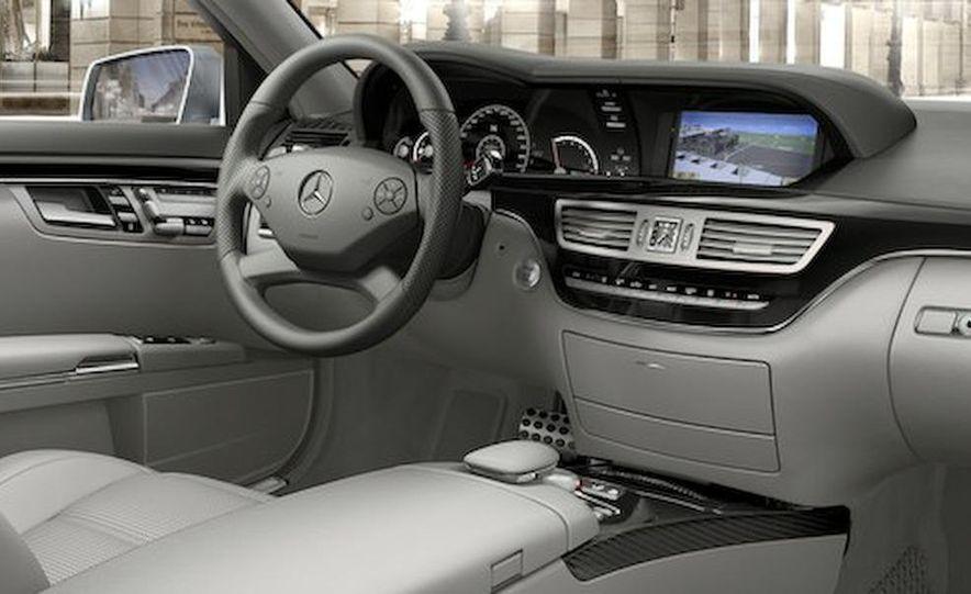 2012 Mercedes-Benz S-class (spy photo) - Slide 88