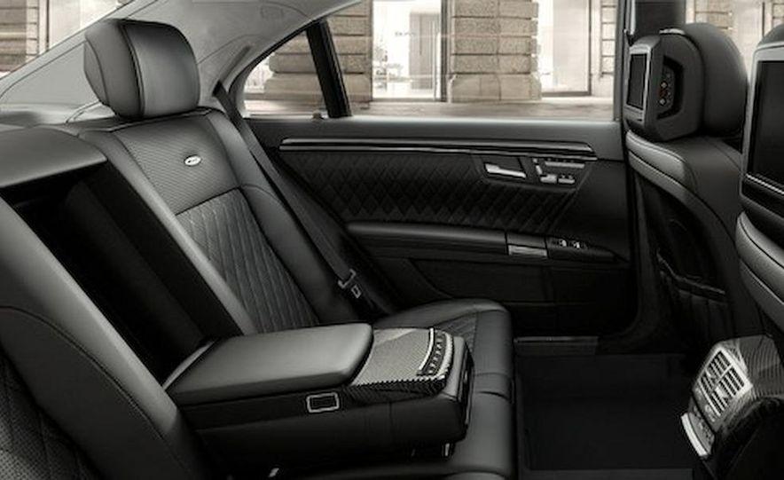 2012 Mercedes-Benz S-class (spy photo) - Slide 98