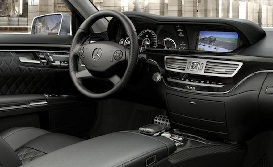 2012 Mercedes-Benz S-class (spy photo) - Slide 97