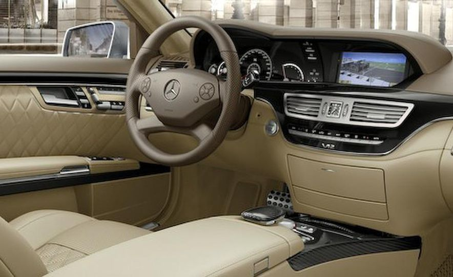 2012 Mercedes-Benz S-class (spy photo) - Slide 99