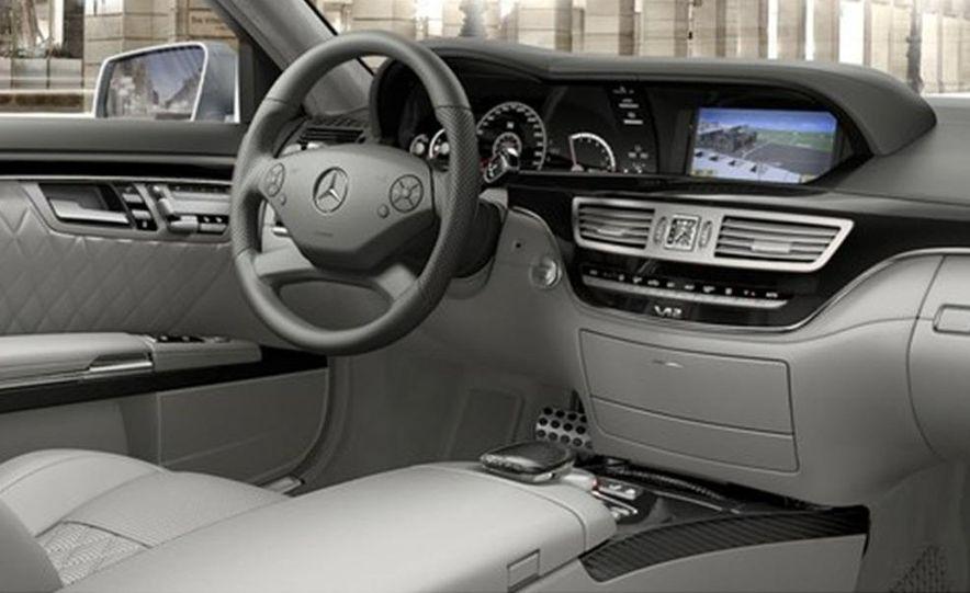2012 Mercedes-Benz S-class (spy photo) - Slide 101