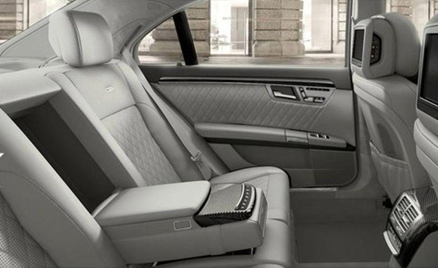 2012 Mercedes-Benz S-class (spy photo) - Slide 102