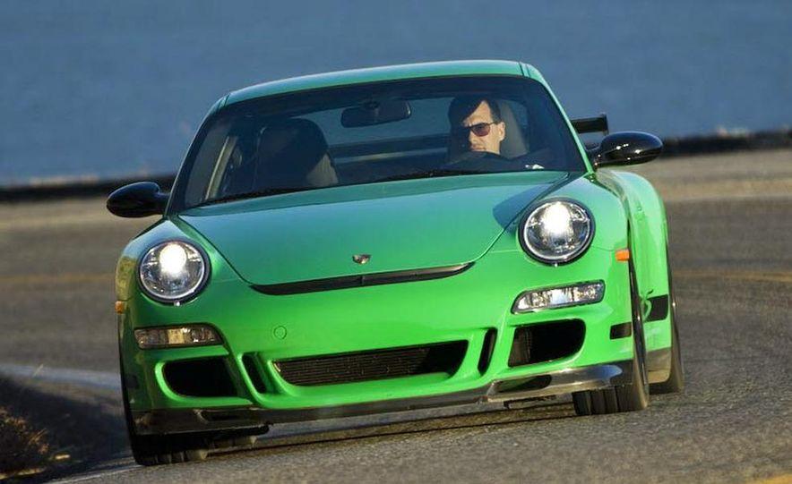 Porsche 911 GT3 R hybrid - Slide 59