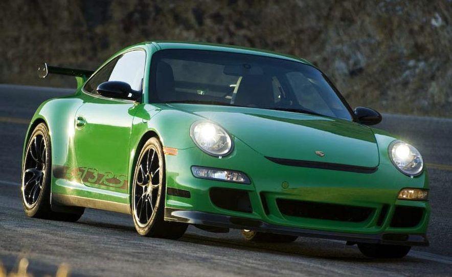 Porsche 911 GT3 R hybrid - Slide 57