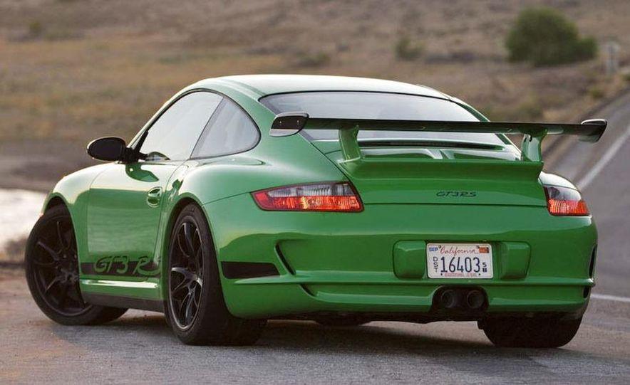 Porsche 911 GT3 R hybrid - Slide 55
